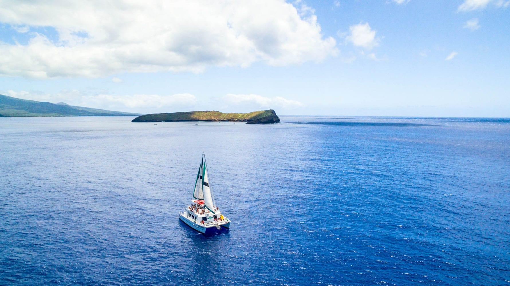 Four Winds Maui Molokini