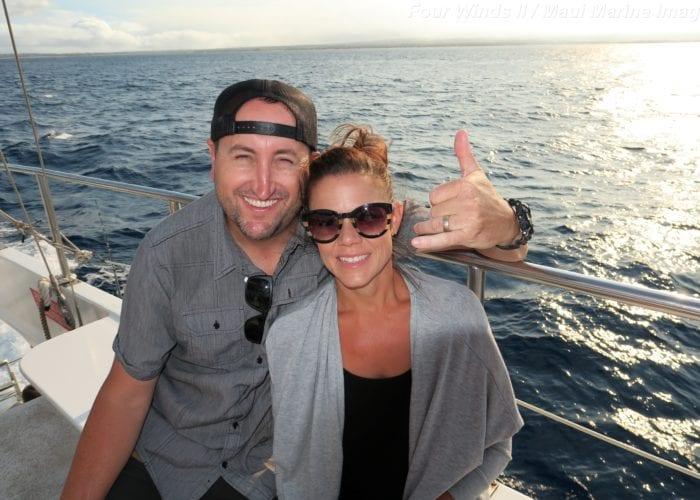 Four Winds II Maui Molokini Crater Snorkel Tour Boat Fun 3