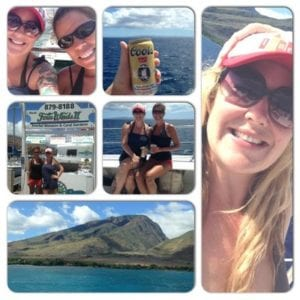 Four Winds II Maui Molokini Snorkel Tour Collage by guest Emily L. on YELP