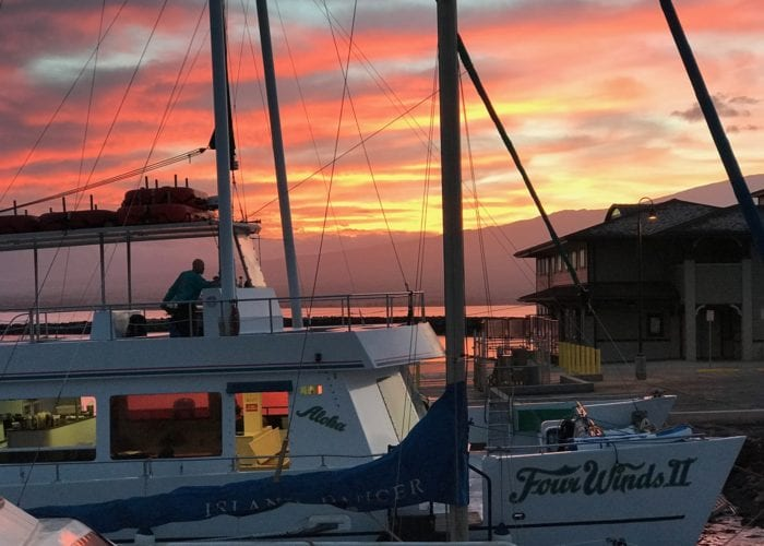 Four Winds II Sunrise