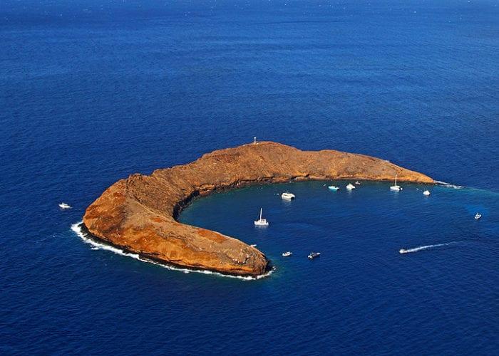 Snorkel Molokini Crater