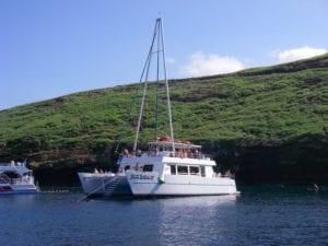 Four Winds II Maui Molokini Snorkel