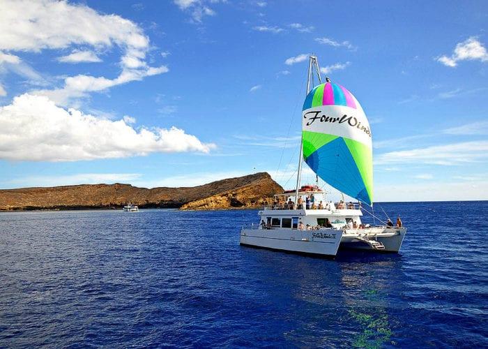 Home FourWinds Boat Molokini 012