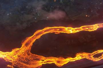 The Big Island Of Hawai`i – The Impact Of The Eruption And How To See The Lava
