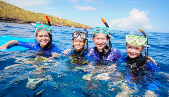 Morning Molokini Snorkel Tour