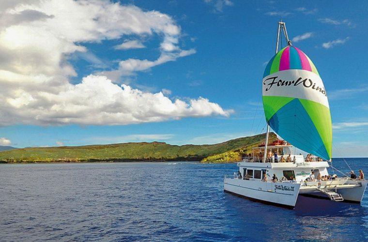 Molokini Snorkel Tour FourWindsMaui