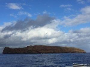 Molokini Crater from the Maui Magic